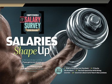 Computerworld IT Salary Survey 2016 Results
