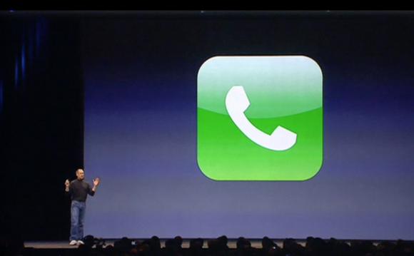 steve jobs phone icon