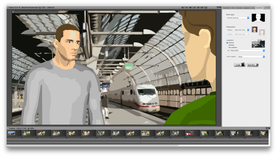 StoryBoard Artist 7 review: Bring your vision to life, no