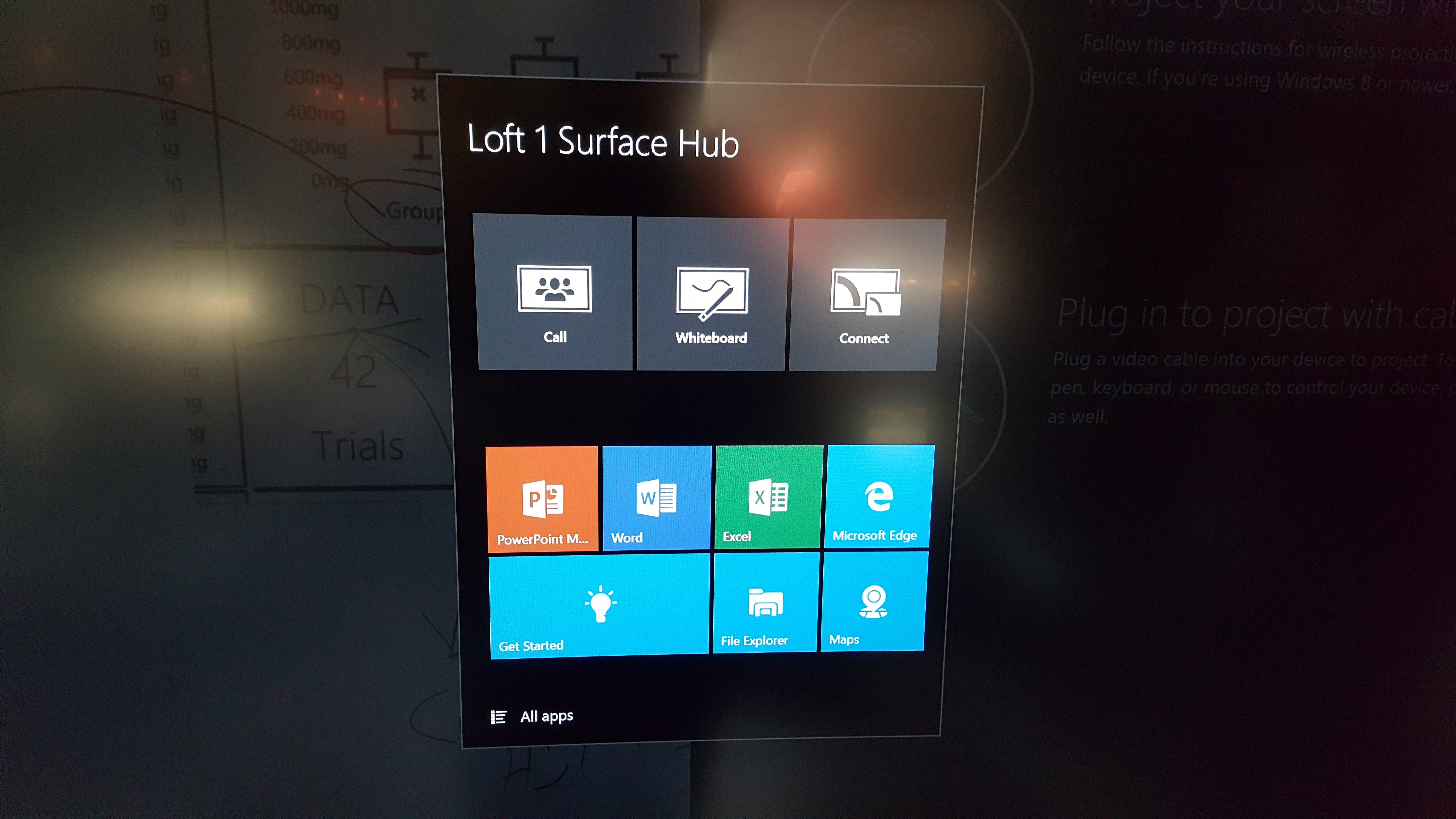 Hands On With Surface Hub Microsoft S Huge Tablet Has