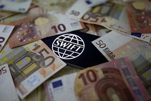 swift banking euros