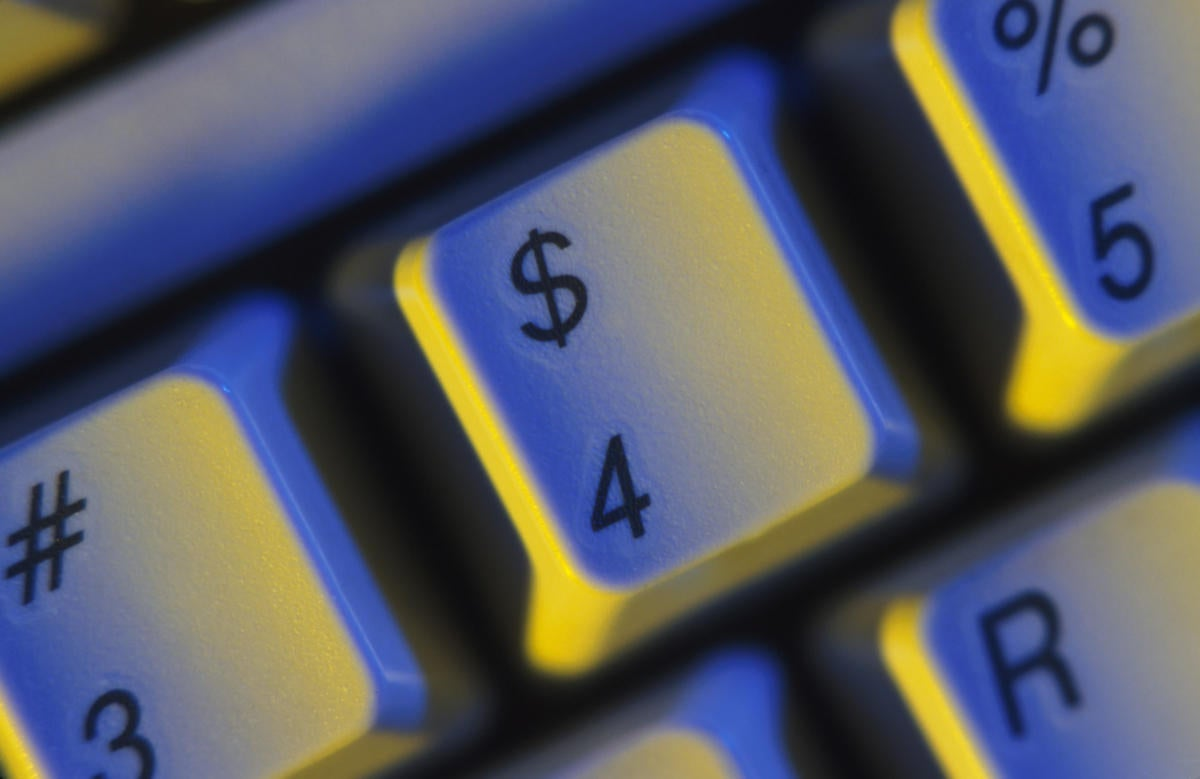 thinkstockphotos 122551173 dollar sign keyboard