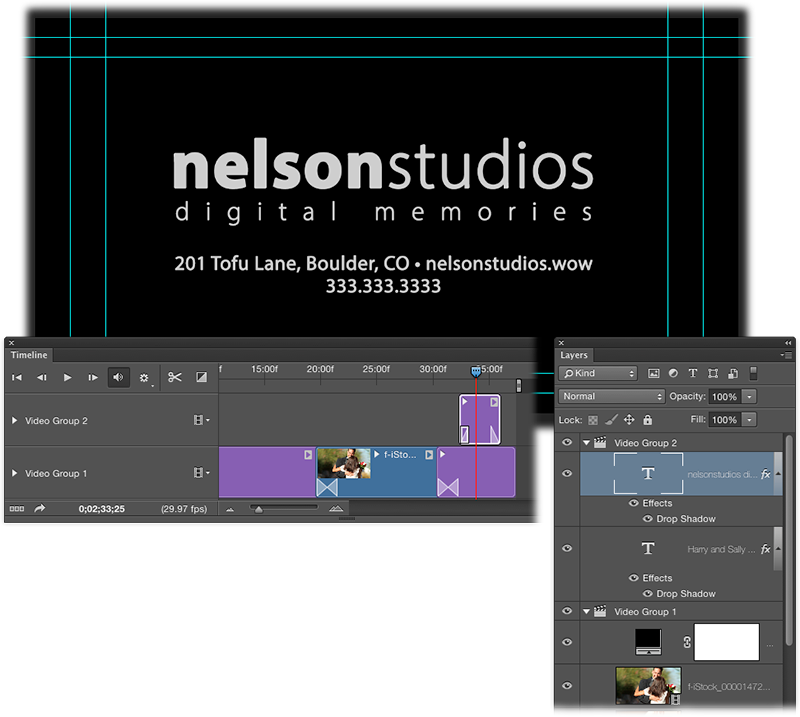 How to edit video in Photoshop CC | Macworld