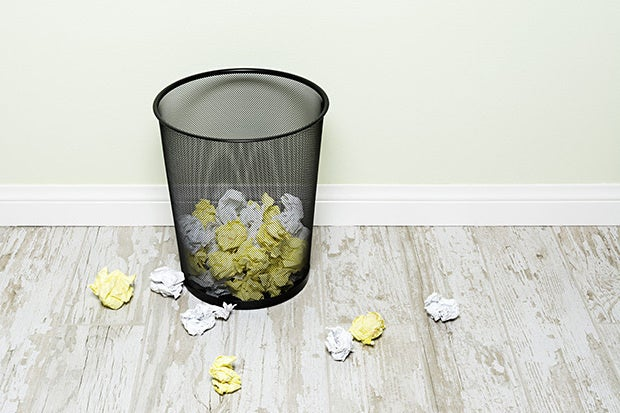 CEOs learn garbage in, garbage out all over again