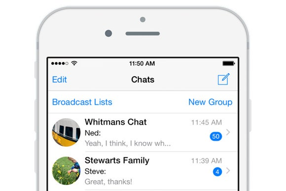 WhatsApp Gallery: Podcast 543: What's Up With WhatsApp