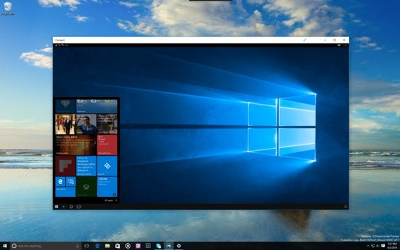 Insiders initiated more than 5,000 changes in Windows 10