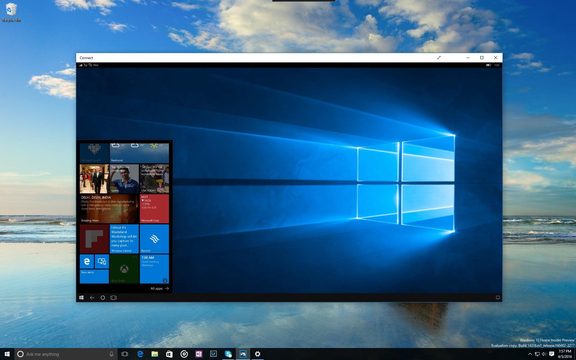 Е обновления для windows 10