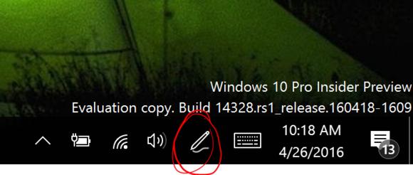 windows ink icon