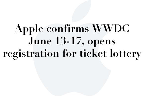 wwdc 2016 dates