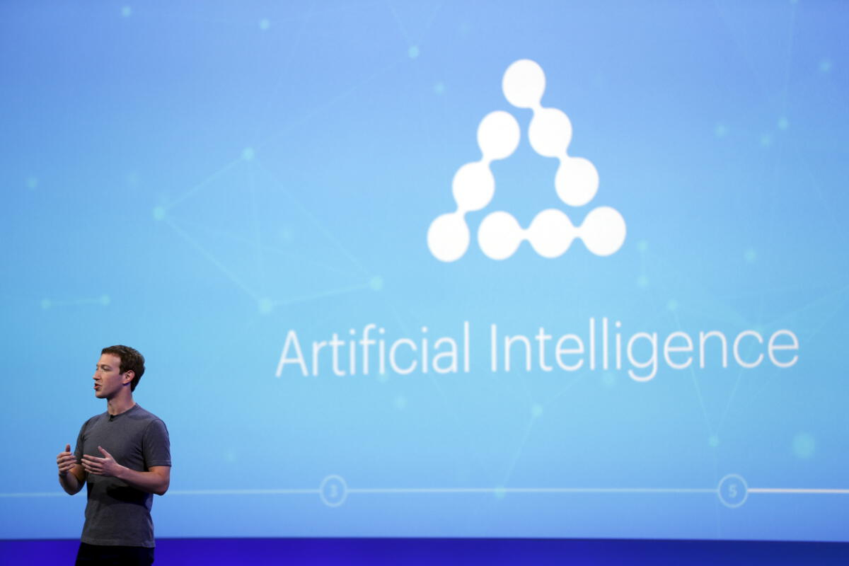 Mark Zuckerberg built a real-life A I -assistant named Jarvis