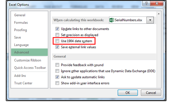 09 convert mac excel dates to windows excel dates