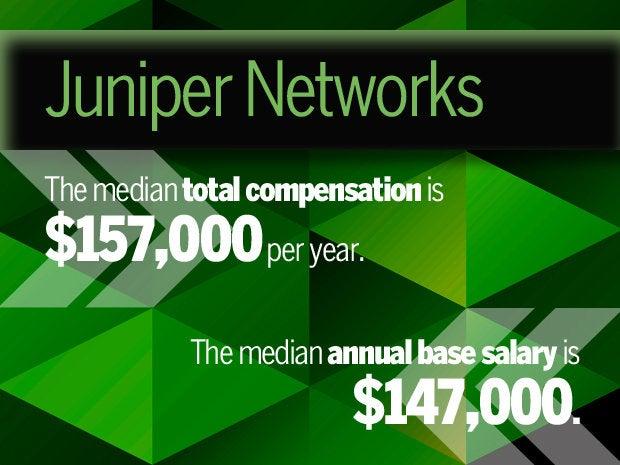 1 juniper networks