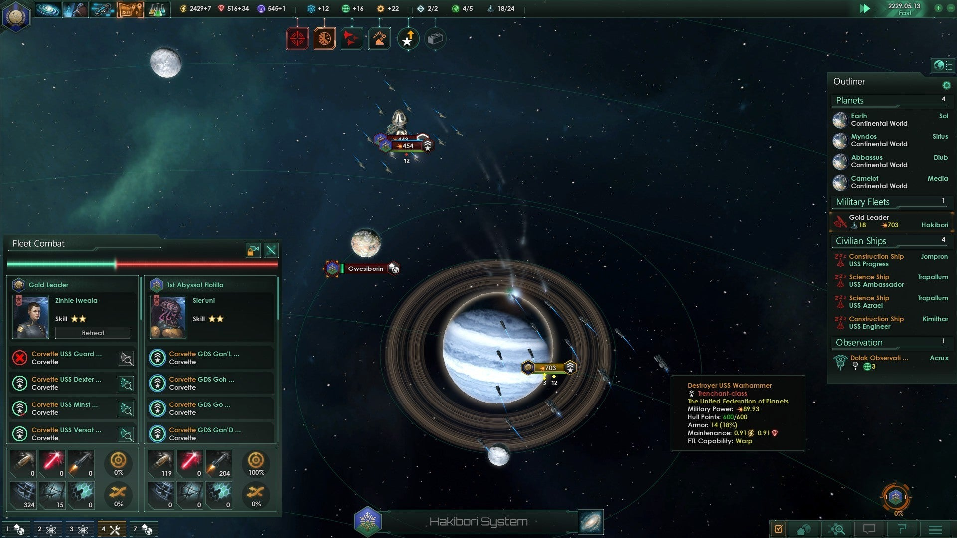 Stellaris review: Etch your stories across the stars in