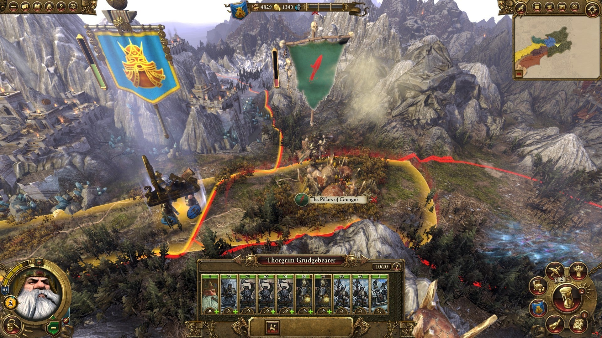 Total War: Warhammer review: Variety and Vampire Counts
