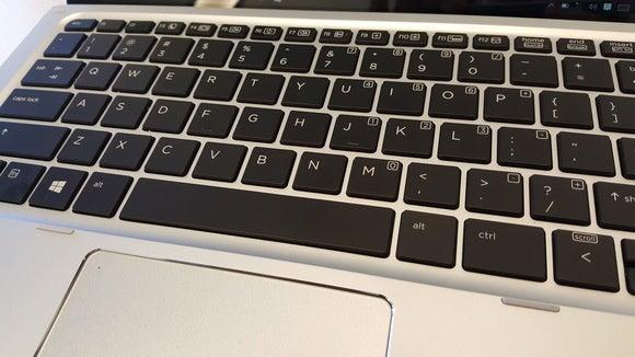 HP Elite x2 keyboard