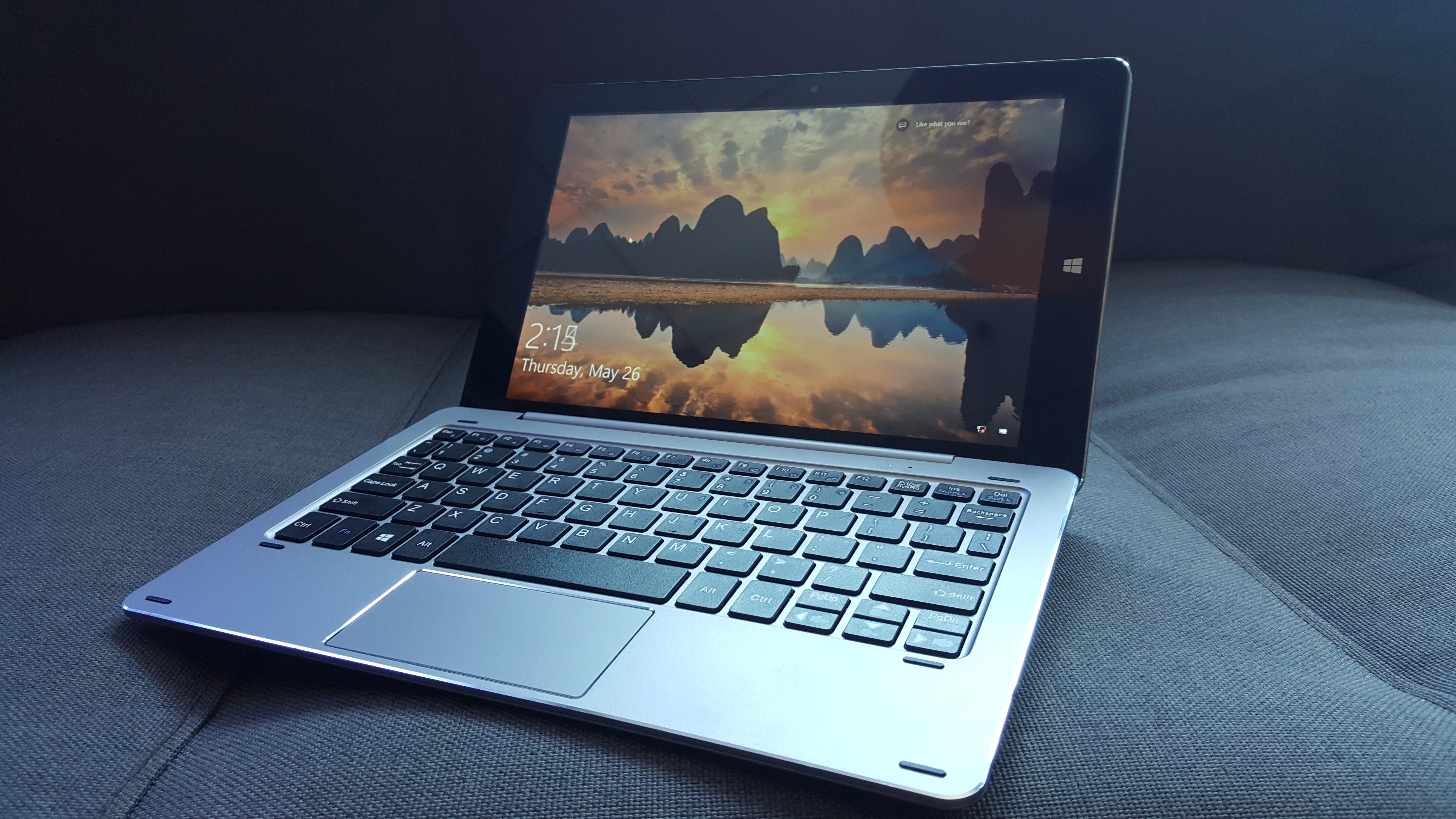 Chuwi HiBook CWI514 Windows/Android tablet review: Awful