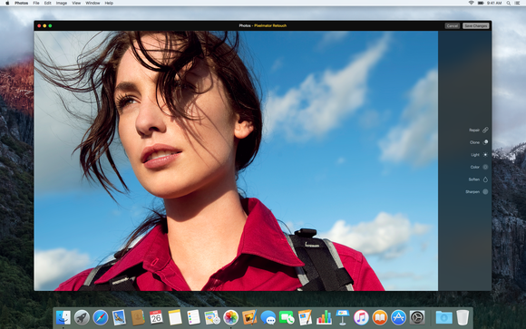4. pixelmator retouch extension for photos