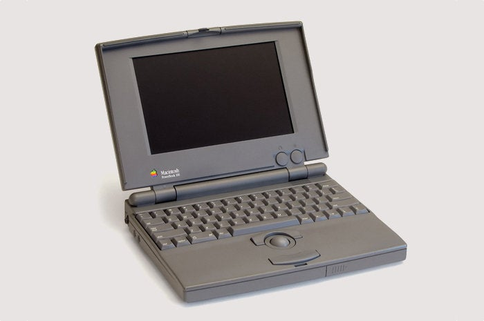 8 powerbook 100
