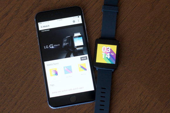 How to use an Android Wear watch with an iPhone—and why you might want to | Macworld