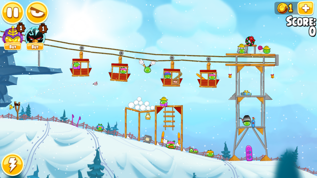 angry birds ranked seasons