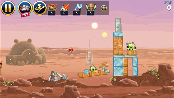 angry birds ranked starwars