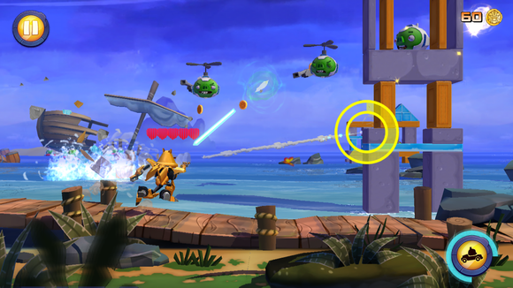 angry birds ranked transformers