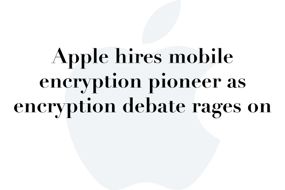 apple encryption hire
