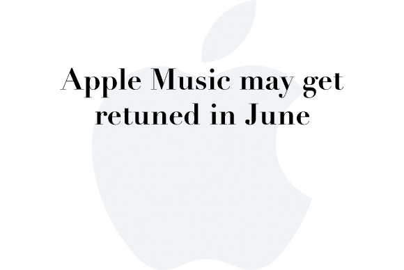 apple music june retune