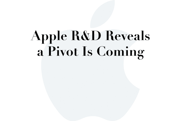 apple rd pivot