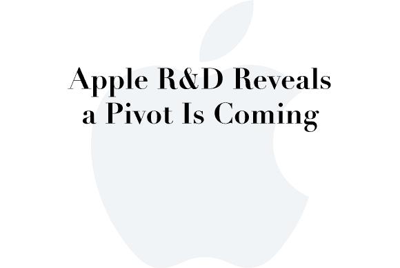 apple rd pivot