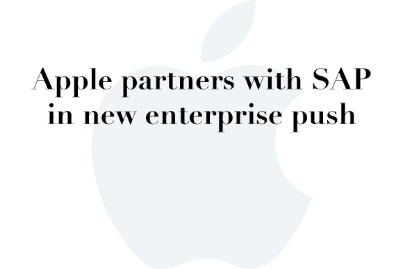 apple sap partners