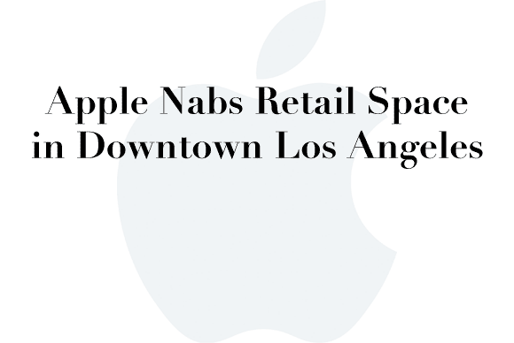 apple store los angeles