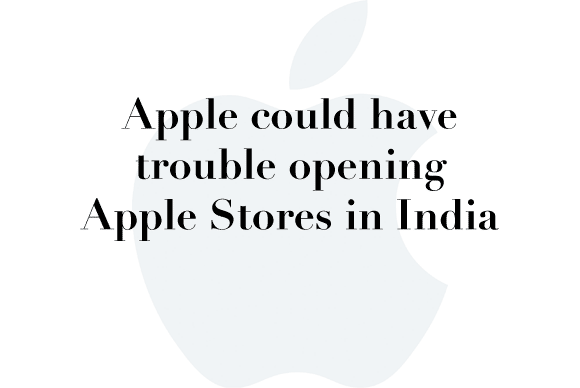 apple stores india