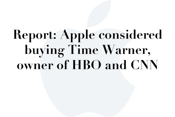 apple time warner