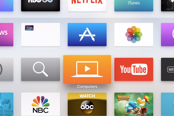 apple tv home sharing