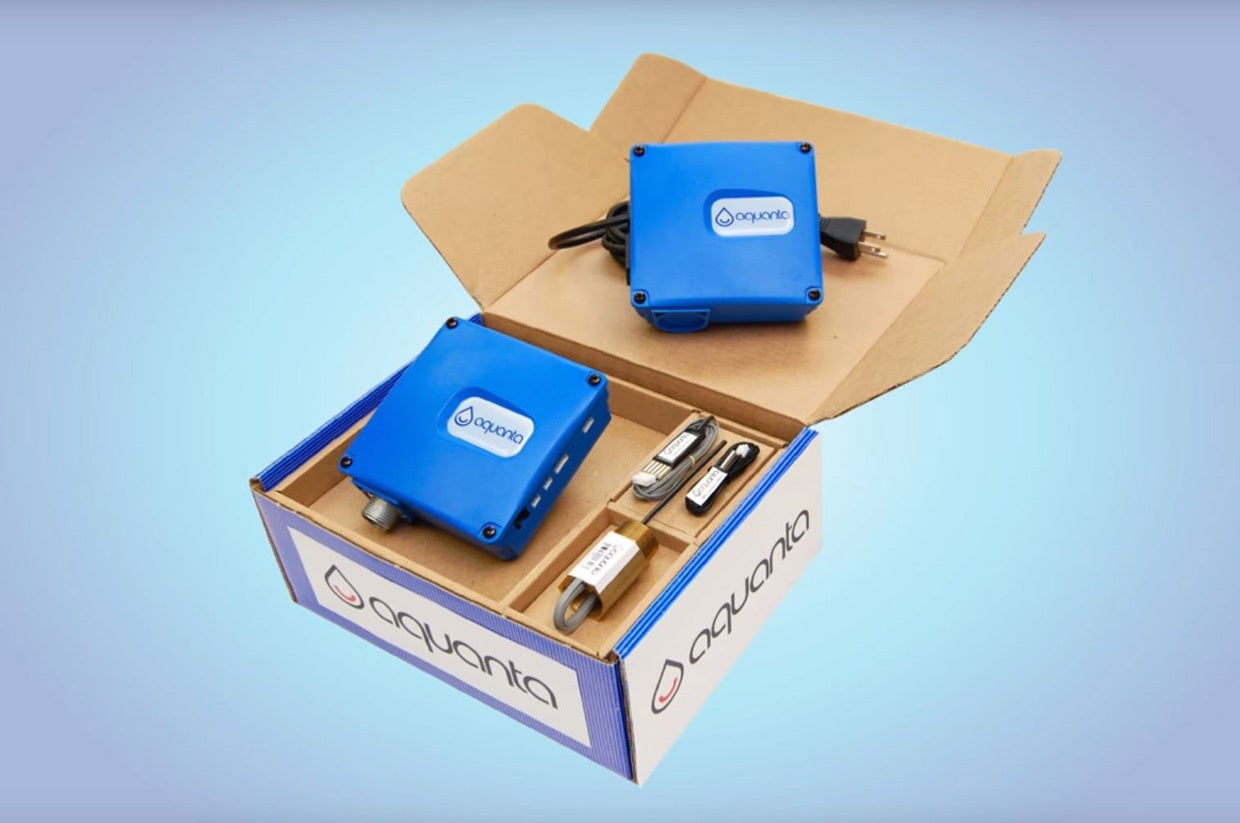 Aquanta And Its Water Heater Controller Are Back With New