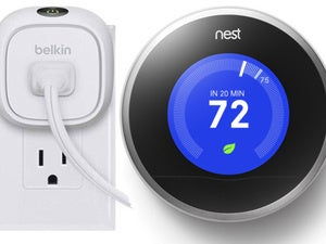 Belkin and Nest integration