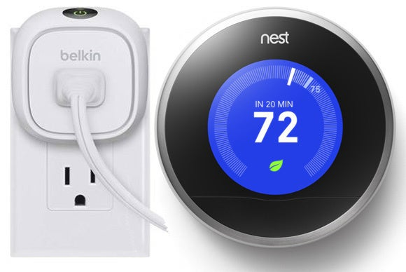 Belkin and Nest integration