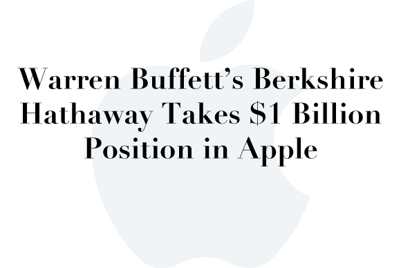 berkshire hathaway apple