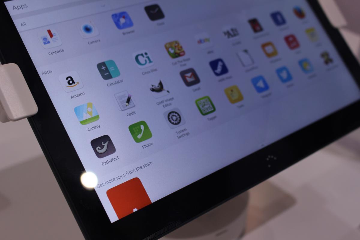 The Ubuntu-powered BQ Aquaris M10 tablet