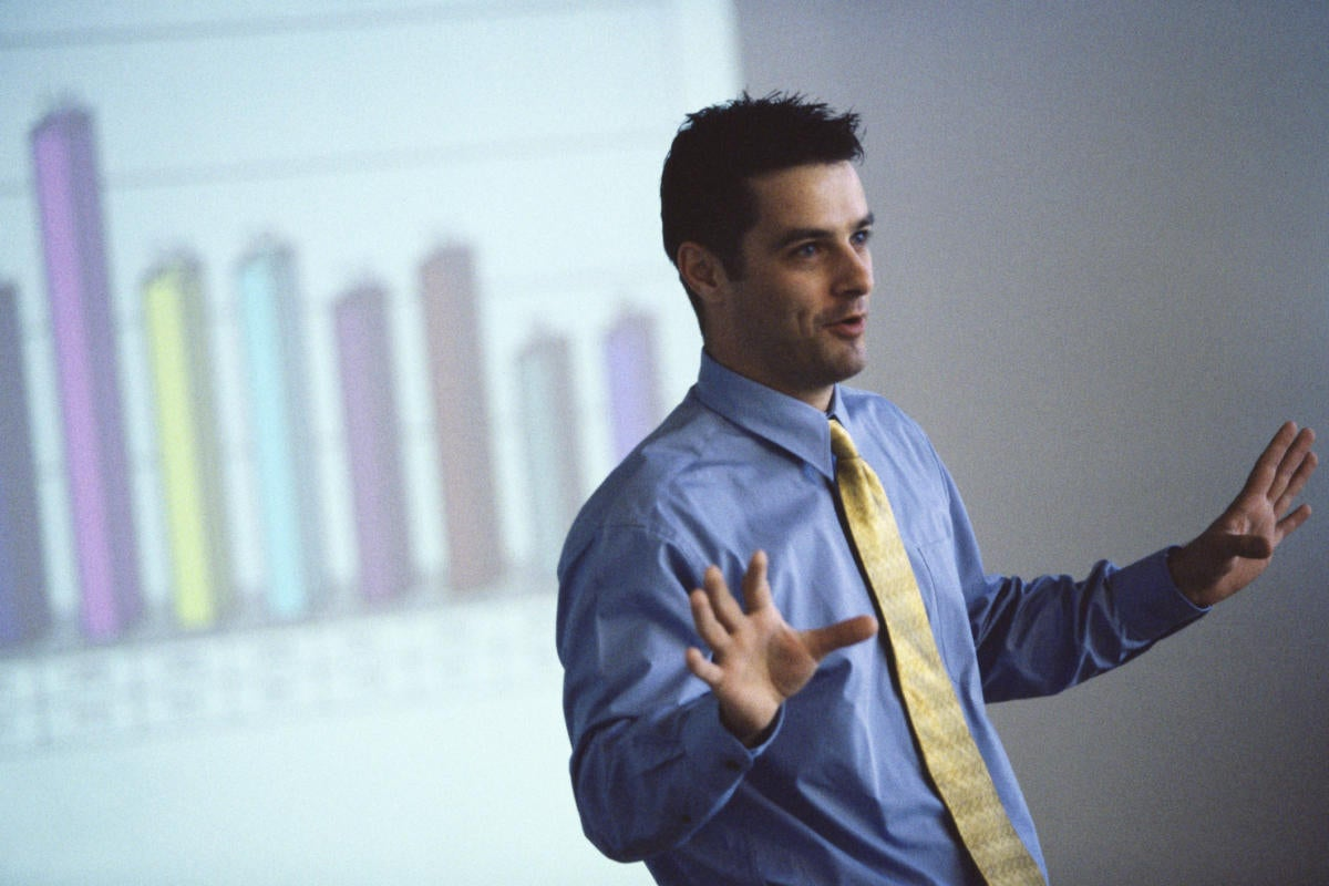 business pitch presentation ts