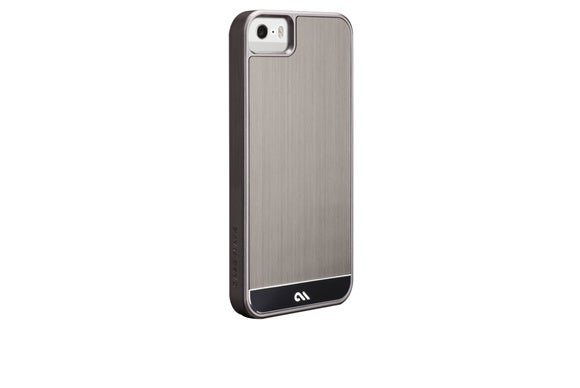 casemate brushedaluminum iphone