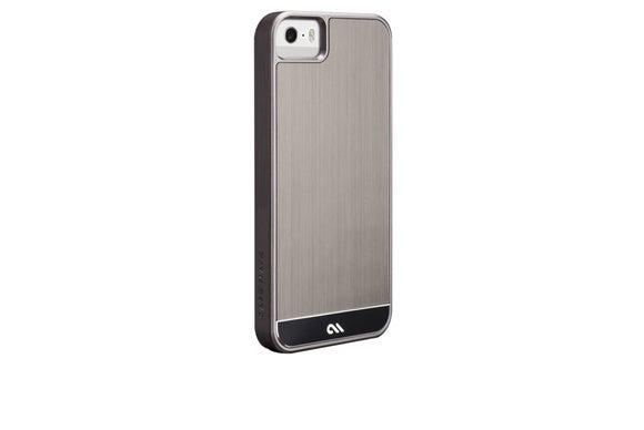 casemate brushedaluminum iphone