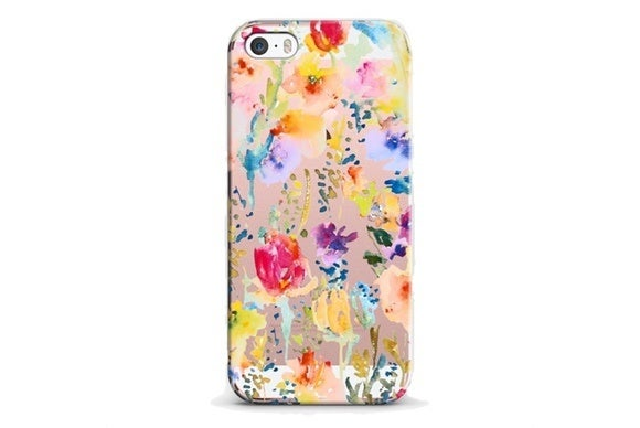 casetify garden iphone