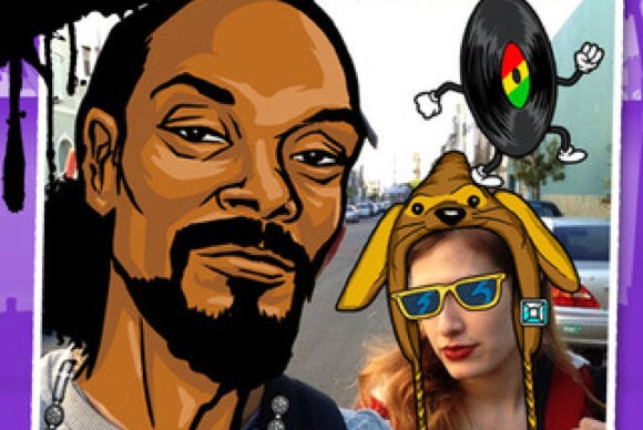 celebrity apps for ios snoop dogg snoopify