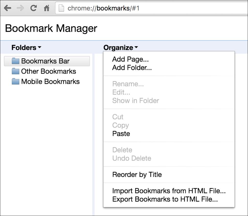 Why Can T Safari Sort Bookmarks Alphabetically Macworld