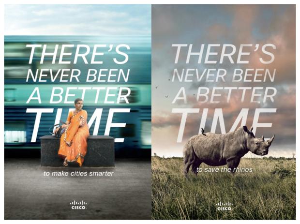 cisco branding campaign