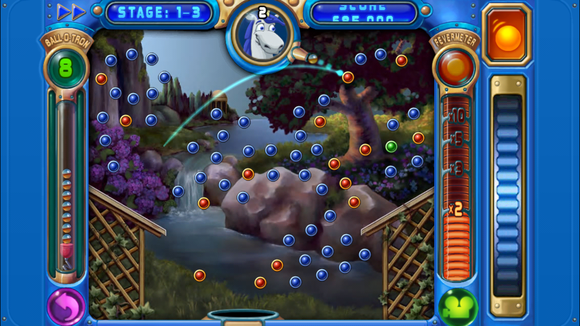 classic iphone games peggle