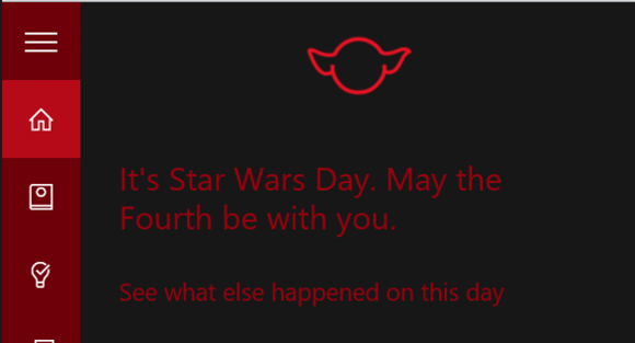 cortanastarwarsday