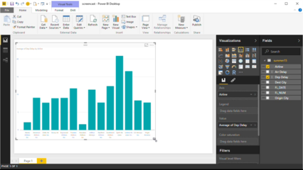 Free data visualization with Microsoft Power BI: Your step-by-step